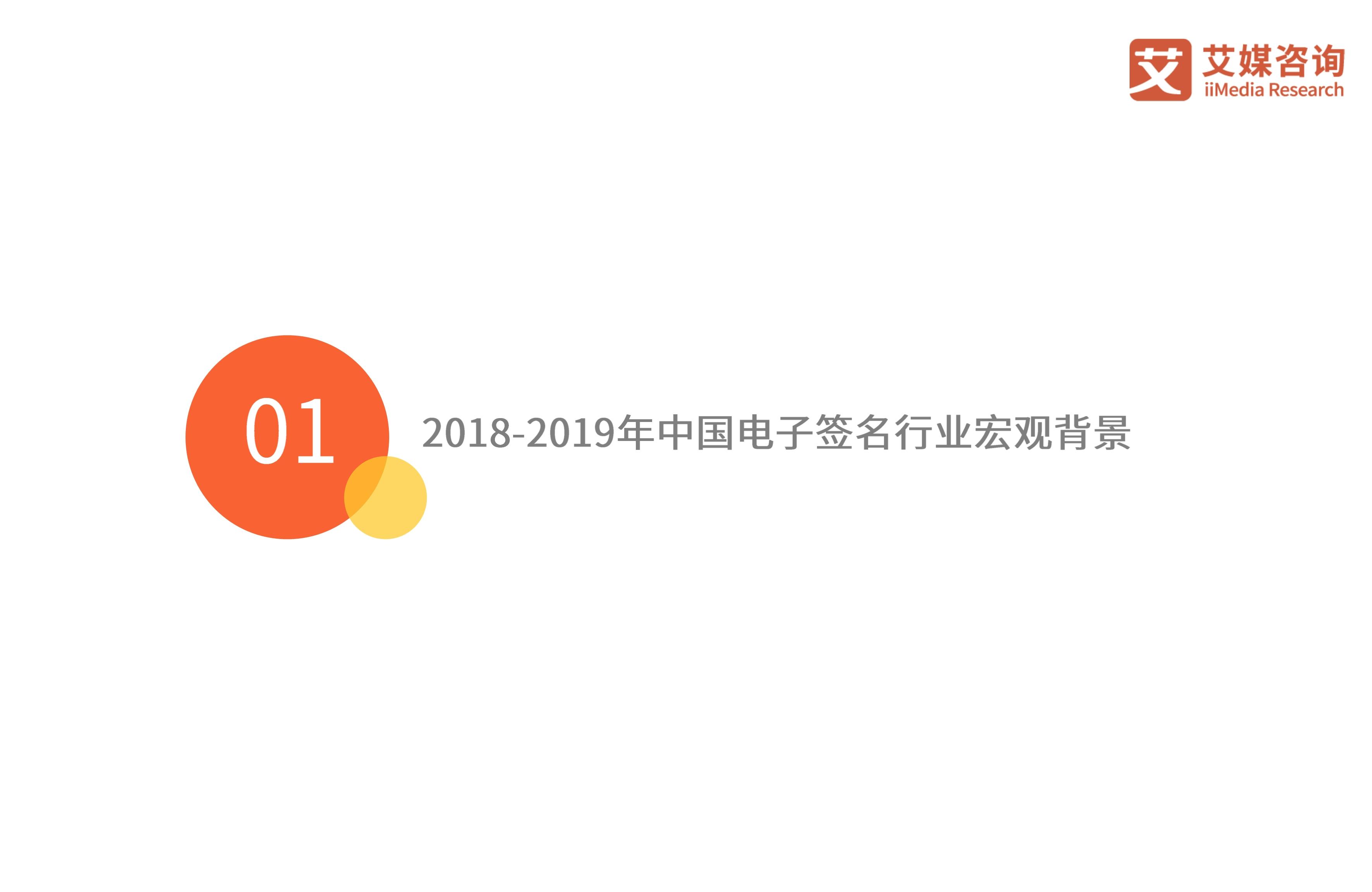 2019中国电子签名安全专题研究报告