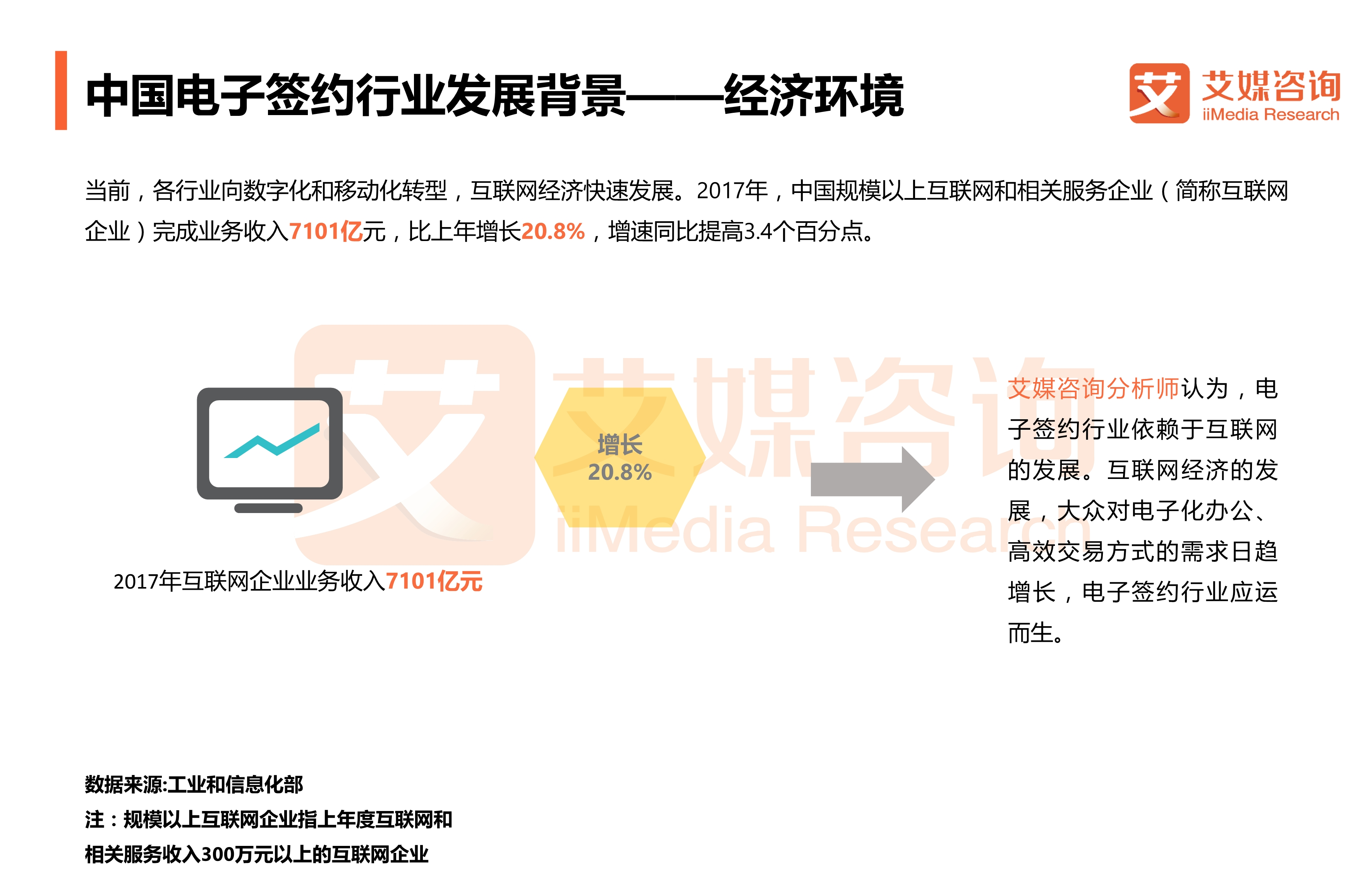 艾媒咨询《2017-2018电子签约市场专题报告》