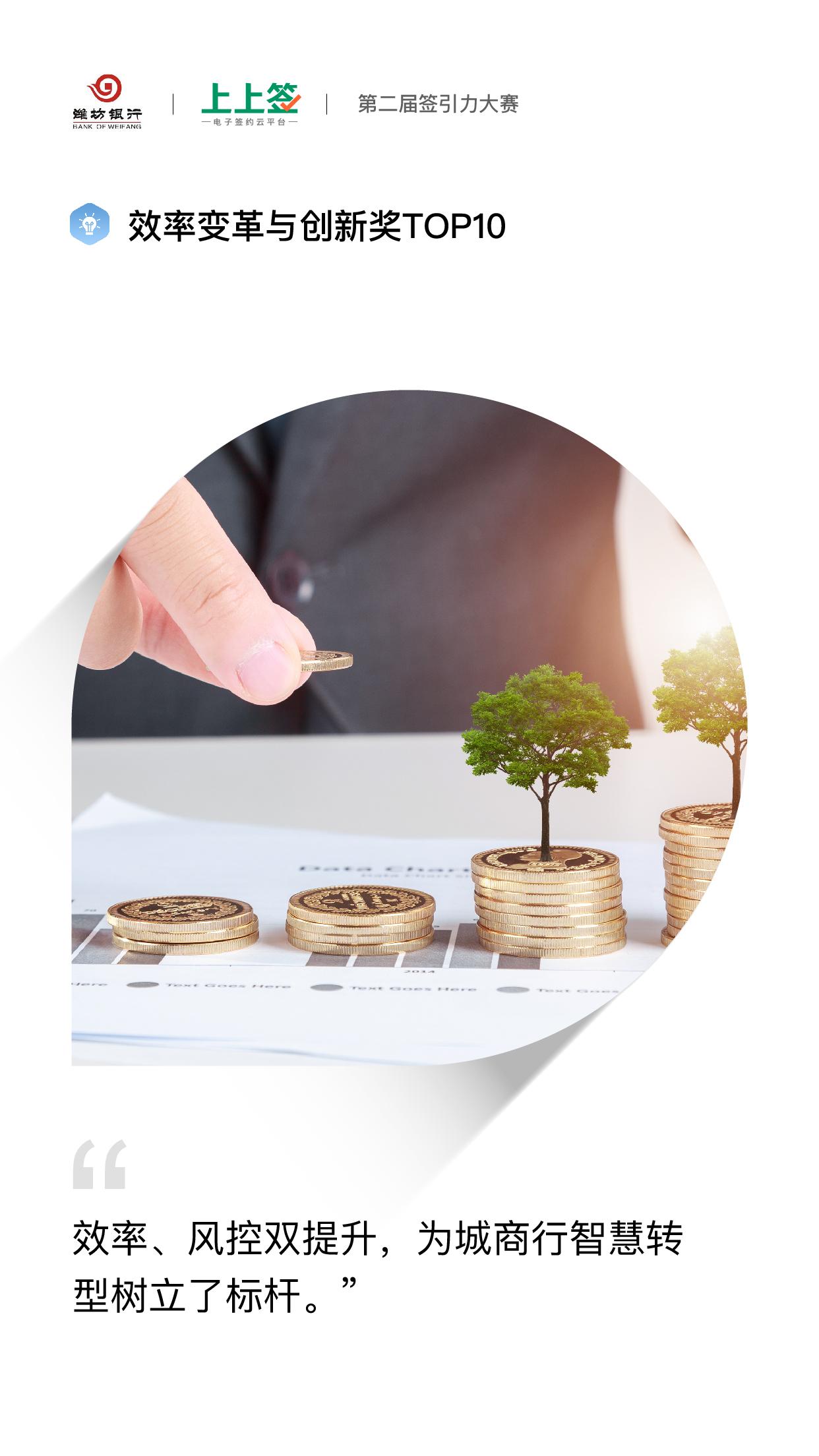 潍坊银行引入上上签电子签约 引领城商行智慧转型